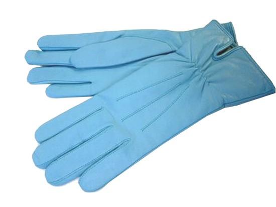 Dámské kožené rukavice z jemné jehnětiny. 05a6b9363d