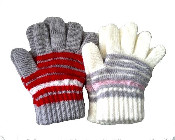 ab759eb4387 Dětské pletené rukavice empty
